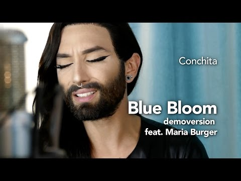 Conchita Wurst – Blue Bloom (featuring Maria Burger)
