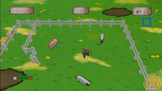 Critter Round Up - WiiWare - Gameplay