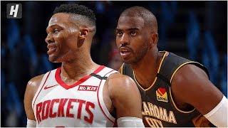 Houston Rockets vs Oklahoma City Thunder - Full Game Highlights | January 9, 2020 NBA Season