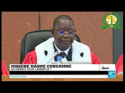 Hissene Habré condamné, un verdict pour l