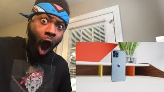 FIRE! - iPhone 12 Unboxing Experience + MagSafe Demo! REACTION