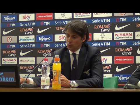La gioia di Simone Inzaghi dopo il derby di Coppa Italia