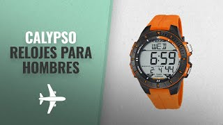 10 Mejores Ventas De Calypso: Calypso Men's Watch K5607-1