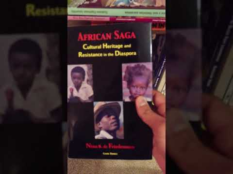 Books Related to Afrocolombia Written in English