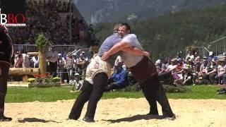 Glarner Matthias - Schneider Dominik / Bernisch Kantonales Schwingfest 2016