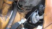 Skid Steer Loader: Fuel Water Separator - YouTube