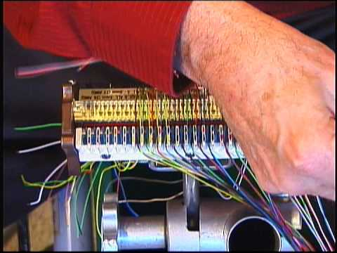 Telecom Copper Splicing Video