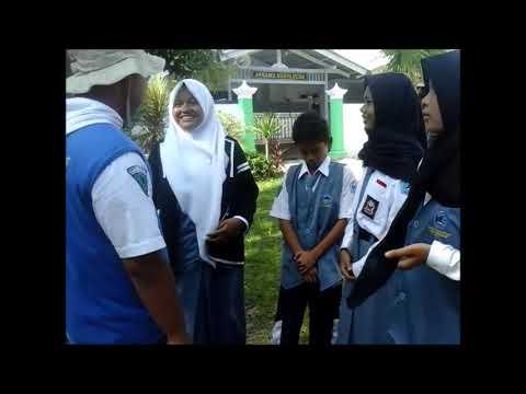 Mamang Parkir SMAN 1 Kaliwedi