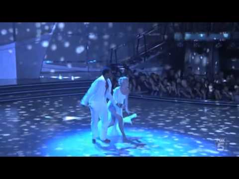 Kherington & Twitch - A New Day Has Come (Viennese Waltz) SYTYCD Season 4 - Top 18