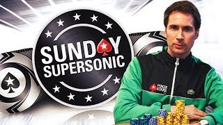 FINAL TABLE $215 Sunday Supersonic; $26,518.27 to 1st!