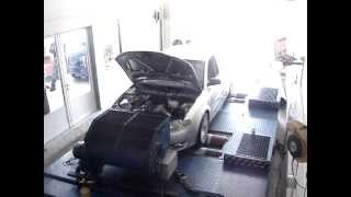 audi a4 b7 1 8t by overload performance greece dyno run