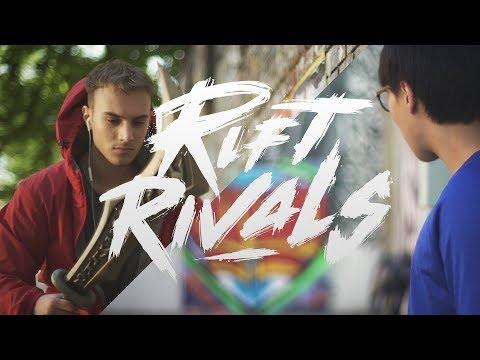 Rift Rivals : The Clash EU vs NA