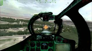 Arma 2 | Arrowhead | Mi-24 Test | Takistan Army