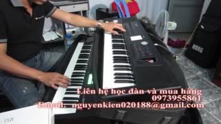 Đàn Organ - Tiếng Gió Xôn Xao - Roland XPS30 - BK5 Nguyễn Kiên
