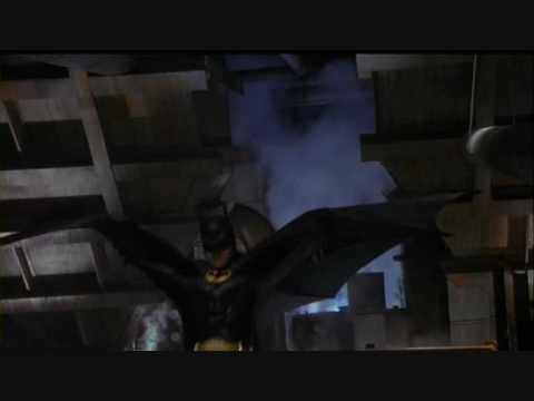 Batman 1989 Music Video