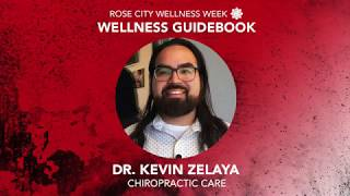 Wellness Guidebook - Chiropractic Care (Dr. Kevin Zelaya)
