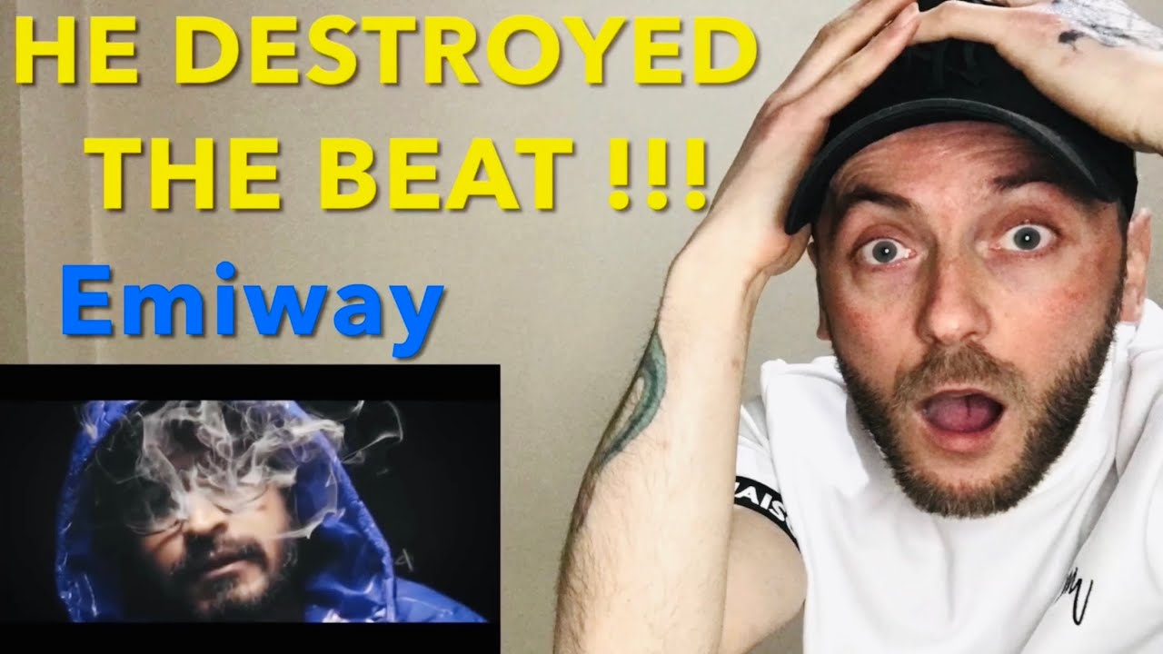 🇬🇧UK RAPPER Reacting To EMIWAY BANTAI - ROUND ONE ( OFFICIAL VIDEO)