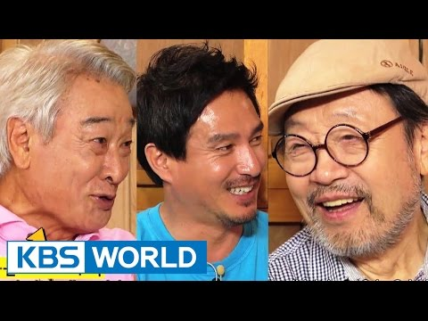 Happy Together - Gods of Acting Special with Jo Jaehyeon , Lee Sunjae & more! (2014.10.02)