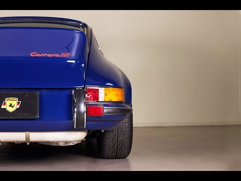 1973 Porsche 911 Carerra S Restoration Project