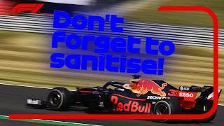 Max Verstappen's Joy, Mercedes' Frustration And The Best Team Radio   70th Anniversary Grand Prix