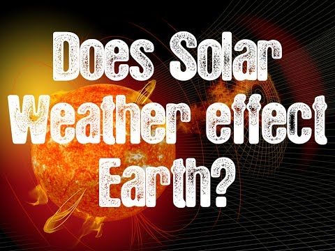 Does solar activity effect Earth?  +Solar Update 6/12 Space Weather News Grand Solar Minimum