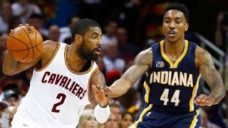 NBA PLAYOFFS - Cleveland Cavaliers vs Indiana Pacers game 2