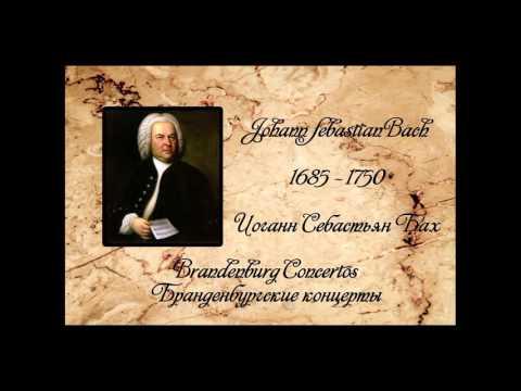 Bach. Brandenburg Concertos / Бах. Бранденбургские концерты