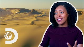 How A Once Lush Green Sahara Became One Of The Biggest Deserts On Earth | How The Universe Works
