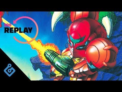 Replay 300 – Super Metroid