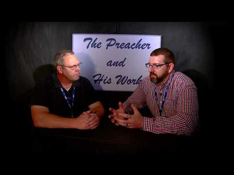 Preacher and His Work - PTP Edition - Tommy O'Kelley