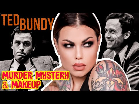 1 Of Americas Most Notorious, Ted Bundy - Mystery & Makeup | Bailey Sarian