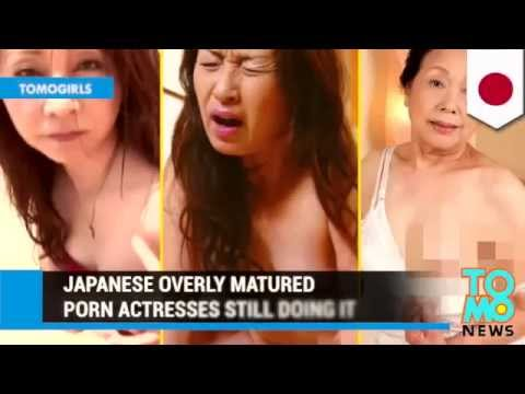 Tìm hiểu những diễn viên U70 trong phim người lớn Nhật Bản.