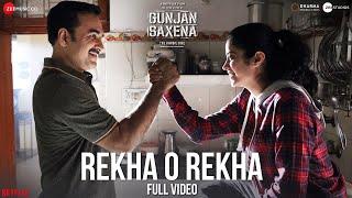 Rekha O Rekha - Full Video  Gunjan Saxena   Janhvi Kapoor   Amit Trivedi  Nakash Aziz  Kausar Munir
