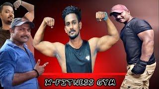 X FITNESS GYM || क्ष फिटनेस जिम || VARANASI GYM || LATEST VIDEO 2019 || BY ANSHUL MAURYA