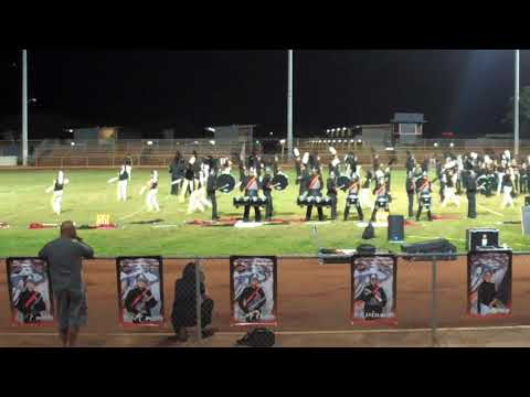 James Campbell High School Marching Band 2019 Senior Night