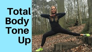 TOTAL BODY WORKOUT  FOR WOMEN - Burn calories and tone up