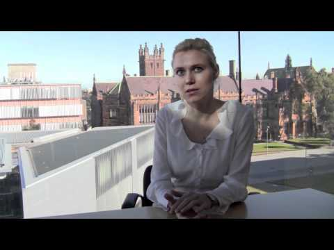 Sydney Law School - The Sydney Juris Doctor (JD) - Anna Shilova (HD version)