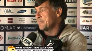Championship: Pumas vs. Australia - Previa - 24/07/2015