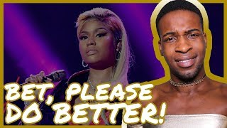 THE ROAST OF THE BET AWARDS 2018 | BET NEEDS TO EVOLVE!!
