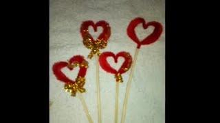 Сердечко, украшение на день Святого Валентина