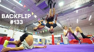 Last To Backflip Wins $20,000 - Challenge