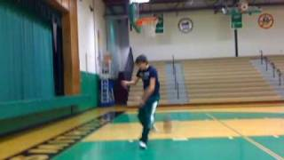 Dillon Deck 360 Dunk Smithville High School