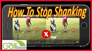 How To Stop Shanking The Golf Ball - The 3 Types Of Shanks