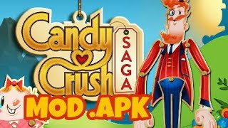 How To: Download Candy Crush Saga MOD (.APK File) [UNLIMITED LIFE,MOVES & ALL LEVELS UNLOCKED!]