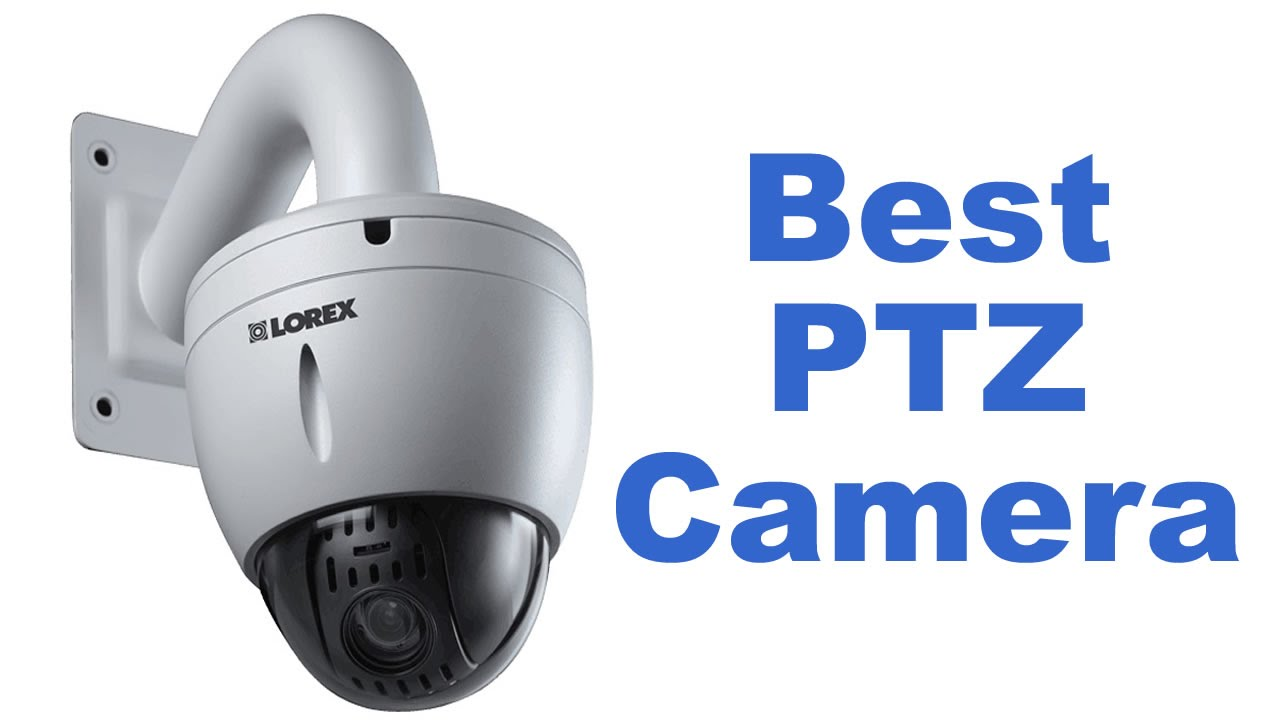 Best Outdoor HD PTZ IP Security Camera