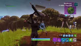 Fortnite Battle Royale on Easter Day [Audio Bug]