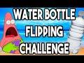 Water Bottle Flipping Challenge!