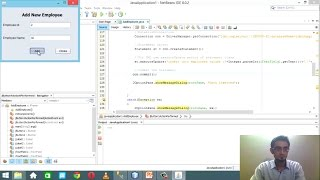 Java JDBC Connectivity Tutorial with SQL Server Type 4 Driver - Part 2