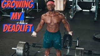 Making My Deadlift Better | Snatch Grip Deadlifts