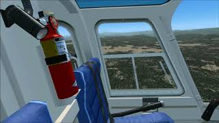 Goldendale to Hoffstadt Bluffs - Microsoft Flight Simulator X